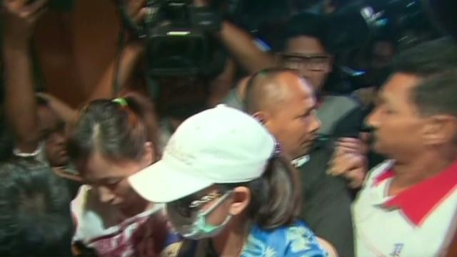 Families of Flight 370 demanding answers