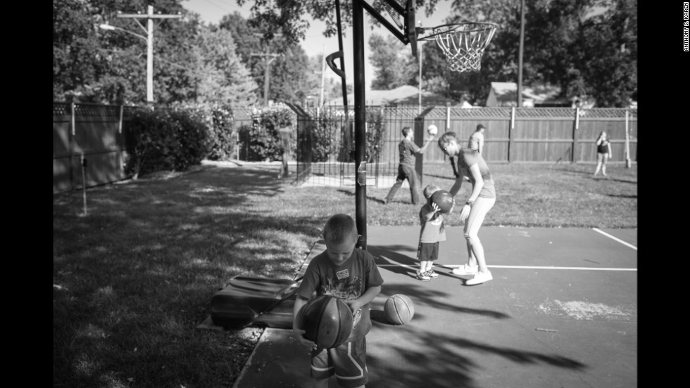 The church is an extension of Phelps' home, which is in a middle-class Topeka neighborhood. In one house, Phelps raised his family, and eventually the neighbors' houses were purchased, effectively creating a compound. All the houses share a large fenced backyard, which includes a full-size pool and basketball and volleyball courts.