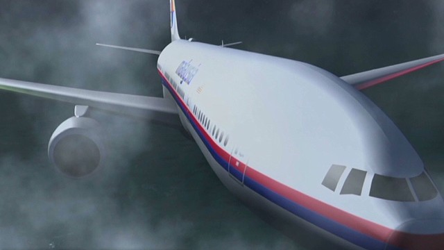A Flight 370 timeline