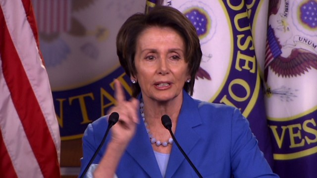 Pelosi: I'm a believer in donor choice