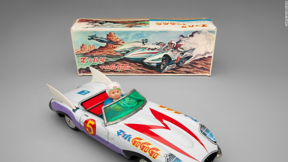 "In 1966, Tatsuo Yoshida published the manga ""Mach Go Go Go."" Gô Mifune, the show's teenage star, aspires to be the world's top race car champion. In 1967, ""Mach Go Go Go"" was syndicated for TV in the United States and retitled ""Speed Racer."""