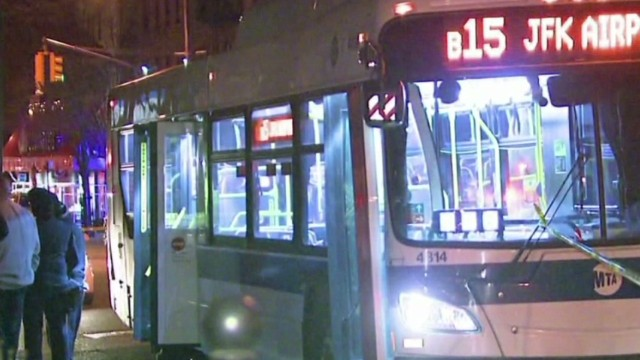 14-year-old charged in N.Y. bus shooting