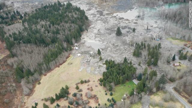 Landslide Maps Washington in Washington Landslide