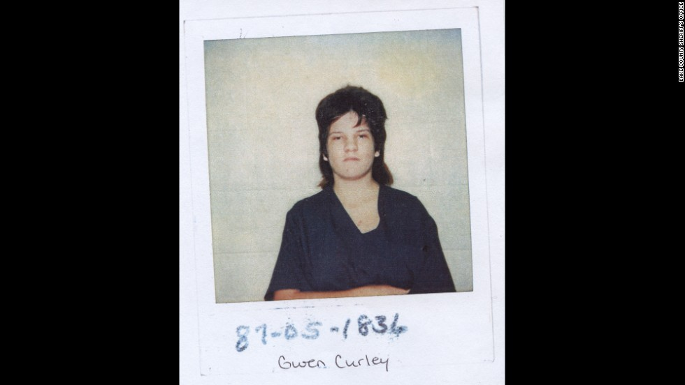 """The prosecution's lead witness, Gwen Gurley, testified that she saw Teresa outside the Circle K the night of the murder. She also testified that she saw Duckett drive off with """"a small person"""" in his patrol car."""