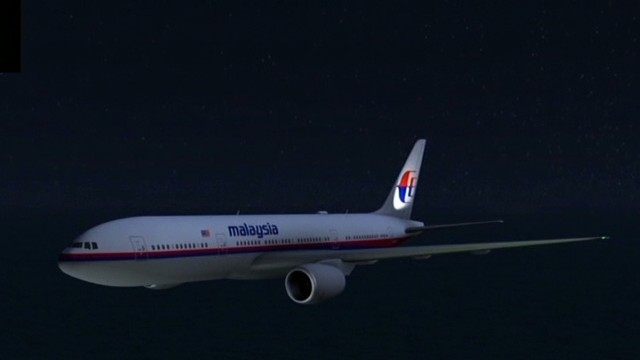 Are found objects part of MH370?