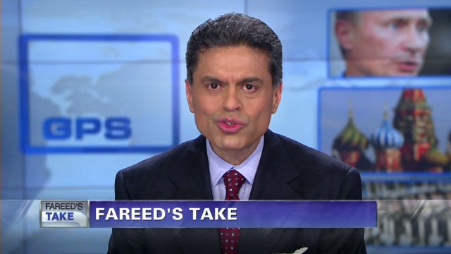 Fareed's Take: Putin's Crimea invasion