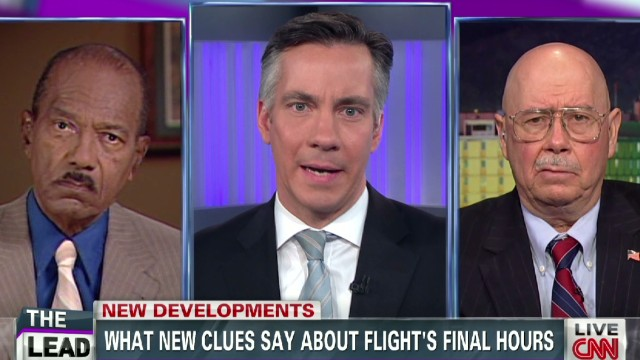 New clues on Flight 370's final hours