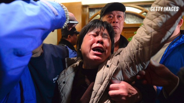 Flight MH370: 'All lives are lost'