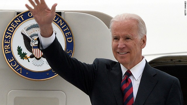 Biden takes a swipe at the Clintons