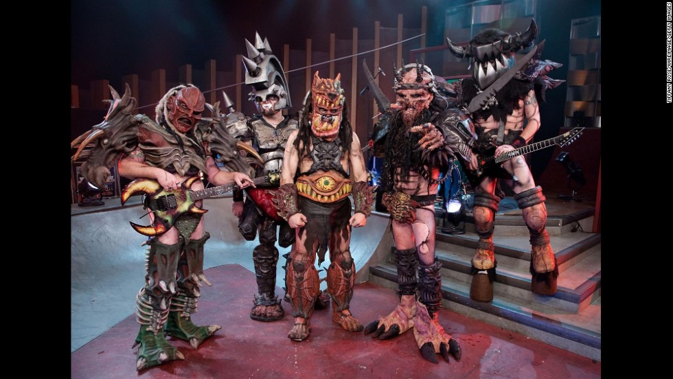 "Gwar's 13th album, ""Battle Maximus,"" was released in 2013."