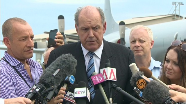 Australia: 'This is a major operation'