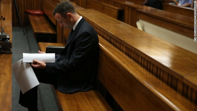 Pistorius expected to testify Friday