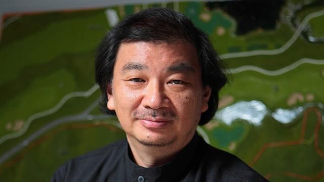 Shigeru Ban, architect