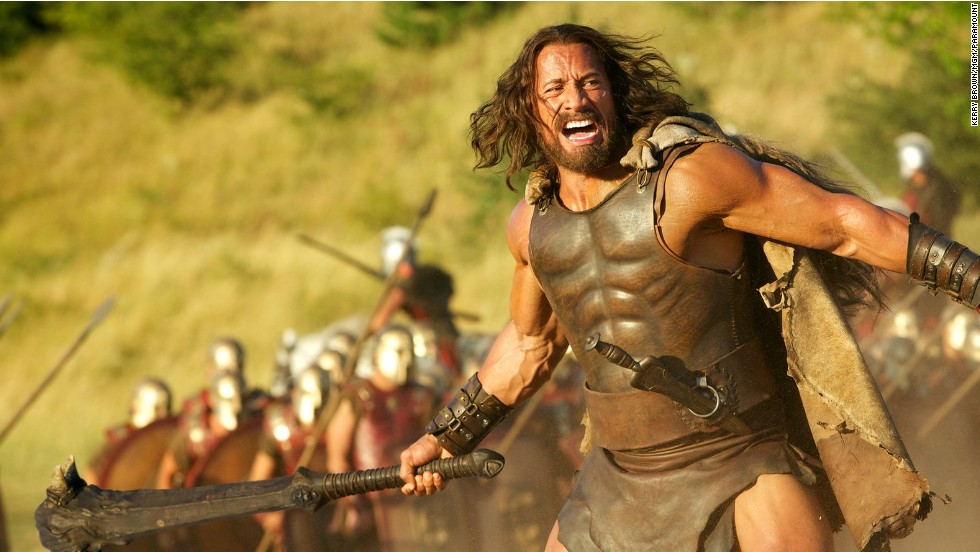 "Moviegoers gave thumbs down to <strong>""Hercules,""</strong> a sword-and-sandals film based on the Greek myth (and a Steve Moore comic). It made $70 million, despite the presence of star Dwayne ""the Rock"" Johnson and director Brett Ratner."