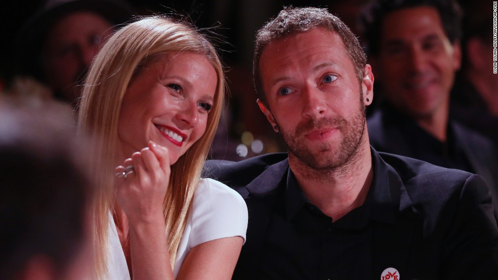 "After a year of  ""<a href=""http://www.goop.com/journal/be/conscious-uncoupling"" target=""_blank"">Conscious Uncoupling</a>,"" Gwyneth Paltrow made her split with Chris Martin official, filing for divorce on April 20. She's seeking joint legal and physical custody of their two children. The A-list pair, who had been married for 10 years before separating in March 2014, <a href=""http://www.people.com/people/article/0,,20802287,00.html"" target=""_blank"">reportedly took a ""breakup moon"" in the Bahamas</a> following their 2014 announcement."