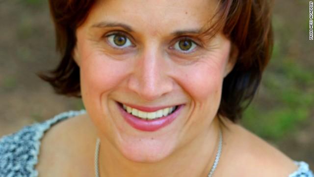 Hess Academy Principal Kristen Hess began her career in teaching as a gymnastic instructor.