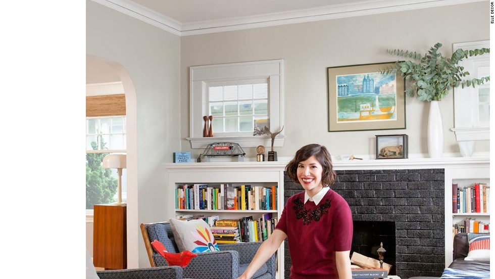 Carrie Brownstein house in