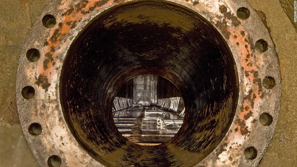 """The world's longest echo -- 75 seconds -- has been heard in a vast, empty World War II oil tank built into a Scottish hillside near the town of Invergordon. <a href=""""https://www.youtube.com/watch?v=UzMSjX7uE10"""" target=""""_blank"""">Hear it here</a>."""
