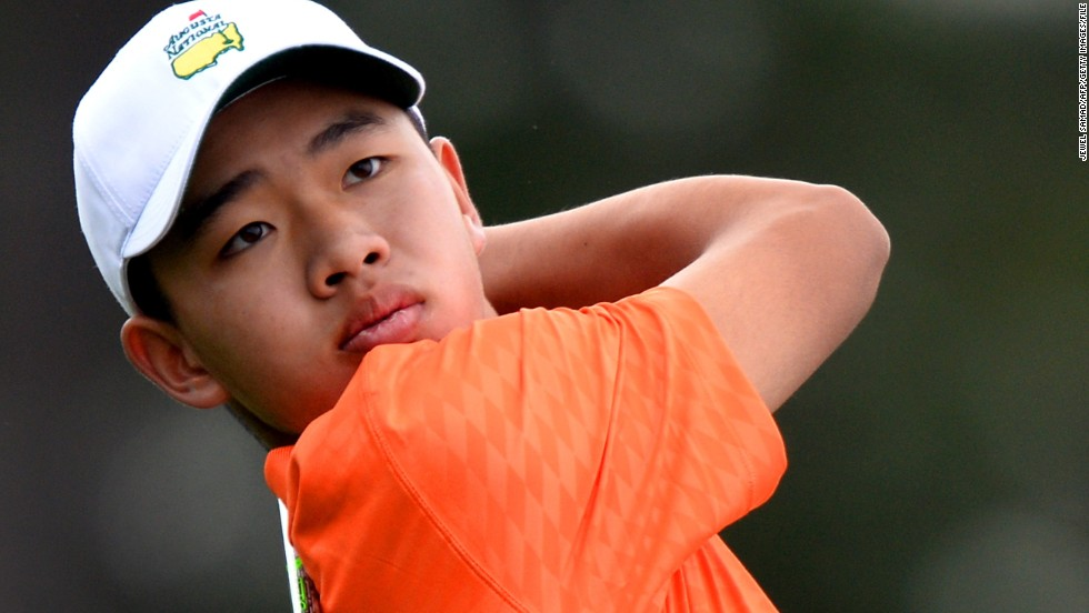 The sight of China's Guan Tianlang striding the famous fairways of Augusta at the tender age of 14 -- winning the low amateur prize in the process -- caused quite a stir. The child prodigy represents a burgeoning talent pool in Asia, so could 2014 be the year someone from that region finally wins the Masters?