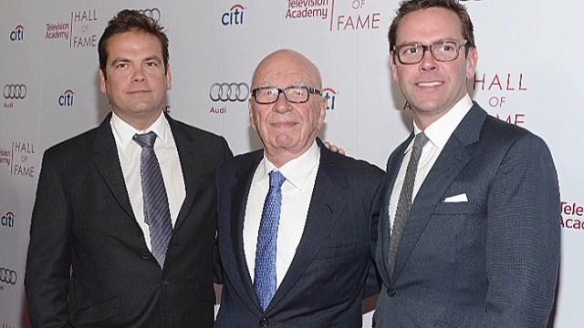 Murdoch's son returns to News Corp