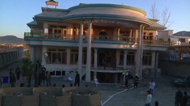 Afghanistan's violent vote