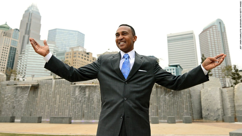 "Charlotte, North Carolina, Mayor Patrick Cannon, 47, faces federal theft and bribery charges after being accused of taking tens of thousands of dollars ""in exchange for the use of his official position,"" according to the U.S. Attorney's Office. Authorities launched a corruption investigation in 2010, using FBI agents posing as real estate developers and investors looking to do business in Charlotte, prosecutors say. Investigators allege that on five occasions Cannon took gifts from the agents, including airline tickets, a hotel room, a luxury apartment and more than $48,000 in collective cash."
