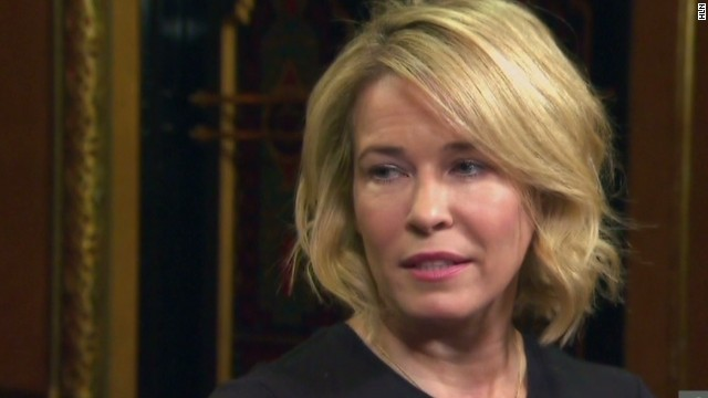 Chelsea Handler: DUI led me to comedy