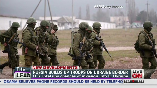 Russia beefs up troops on Ukraine border