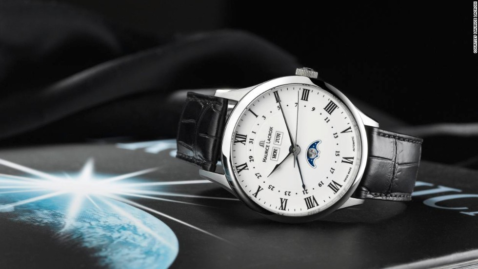 Your luxury timepiece may have cost a fortune, but Block warns that it shouldn't be though of as a financial investment as its value depreciates the moment it lands on your wrist.