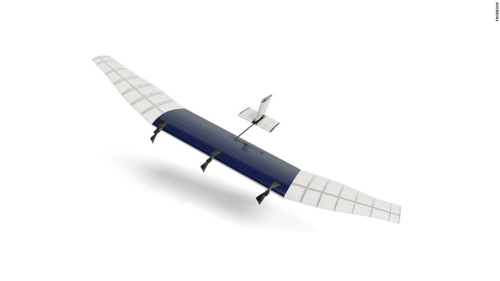 Facebook looks to drones, lasers and satellites for Internet ...