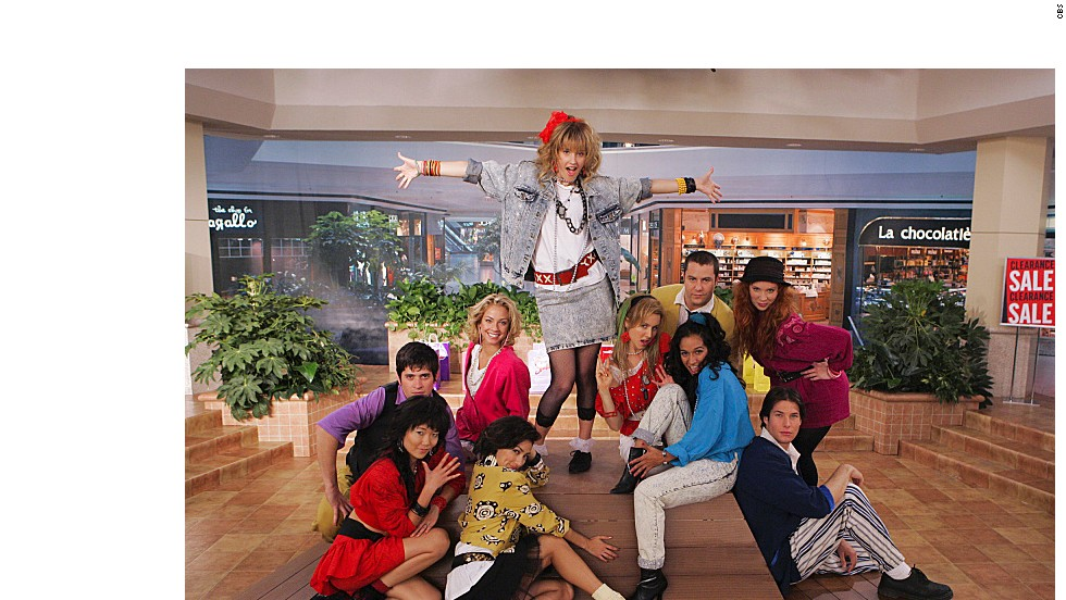 "The second season of the show had a major twist when it turned out that Robin's fear of malls was actually due to her past as a Canadian pop star (whose hit song was ""Let's Go to the Mall,"" naturally). Robin Sparkles' resulting <a href=""http://www.youtube.com/watch?v=IY_bhVSGKEg&feature=kp"" target=""_blank"">music video</a> remains one of the funnier sitcom moments in recent years, and Robin's ""Sparkles"" persona has returned several times over the seasons."