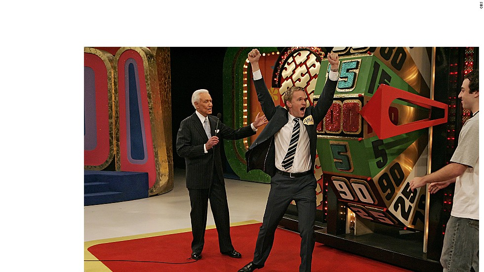 "For several seasons, Barney lived under the impression that Bob Barker was his father, even going on ""The Price is Right"" to finally meet him."