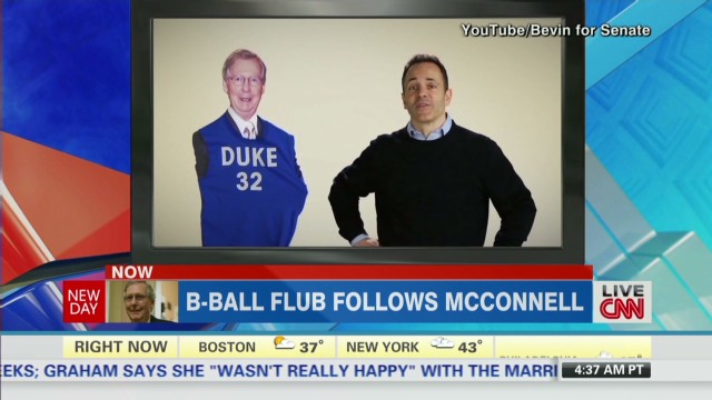Inside Politics: BBall follows McConnell