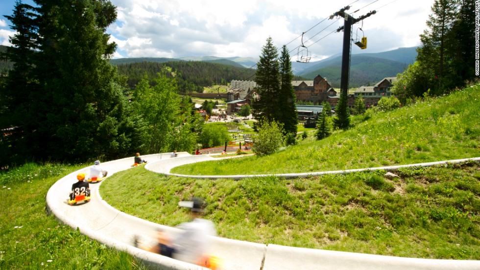 "An alpine slide, a climbing wall and skiing and snow tubing help make <a href=""http://www.winterparkresort.com"" target=""_blank"">Winter Park Resort </a>in Colorado a top kid-friendly spot. It's ranked No. 2 among Gogobot Travelers' Favorites award winners for best kids attractions in the U.S."