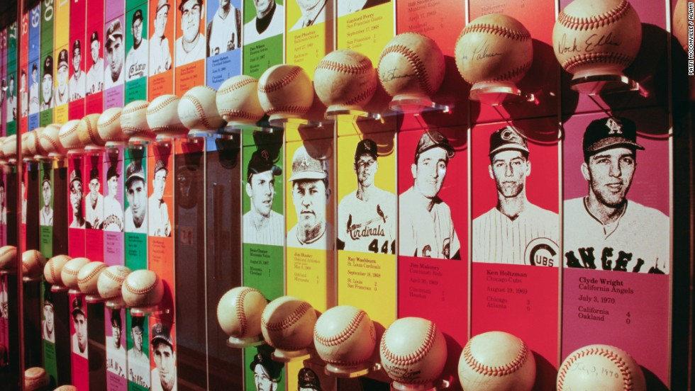 America's oldest professional sports Hall of Fame, the National Baseball Hall of Fame in Cooperstown, New York, celebrates its 75th anniversary this year.
