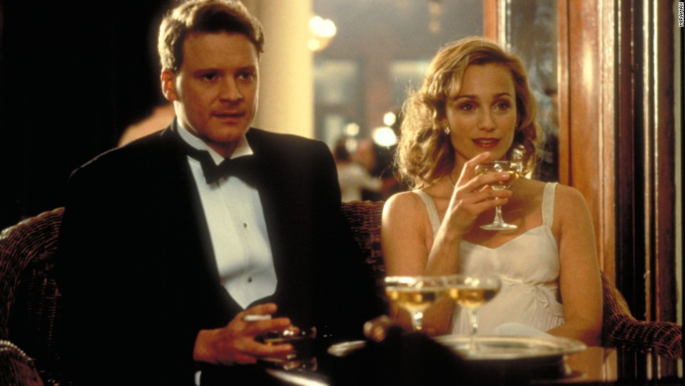 "The 1996 film ""The English Patient,"" starring Colin Firth and Kristin Scott Thomas, is based on a critically acclaimed novel."