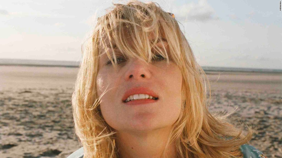 "Emmanuelle Seigner stars in the 2007 French film ""The Diving Bell and the Butterfly."""