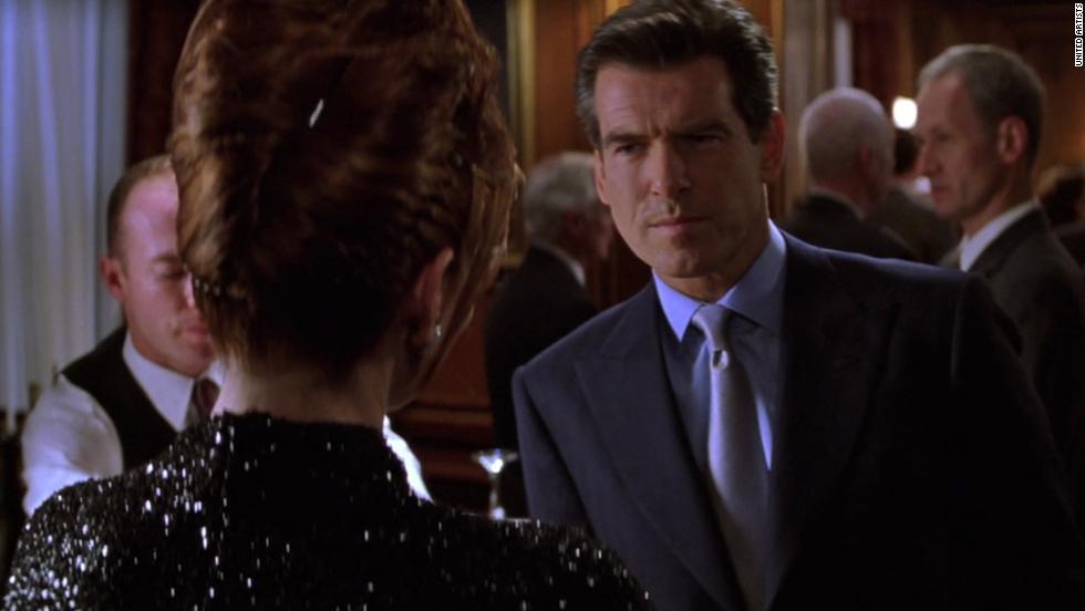 "Pierce Brosnan brings the suave in 1999's ""The Thomas Crown Affair."""