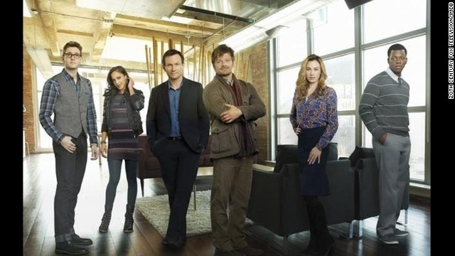 "Christian Slater and Steve Zahn star in ABC's ""Mind Games."""