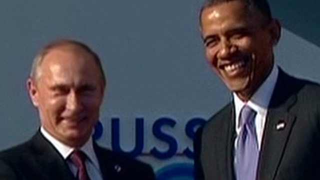 Putin calls Obama to talk about Ukraine
