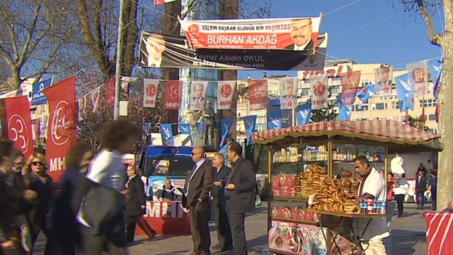 Turkish voters ready for local elections