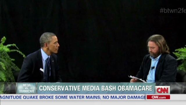 Grading media's coverage of Obamacare