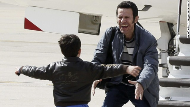 Kidnapped in Syria, finally freed