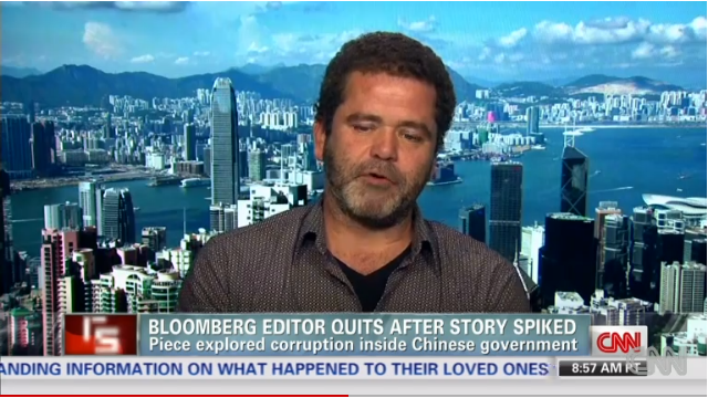 Bloomberg editor resigns in protest