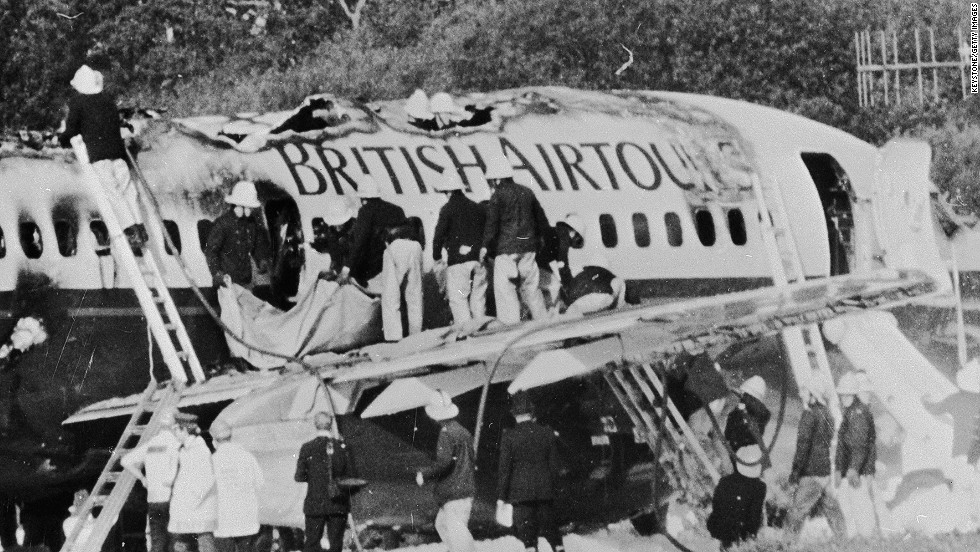 7 Ways Air Travel Changed After Air Disasters Cnn Com