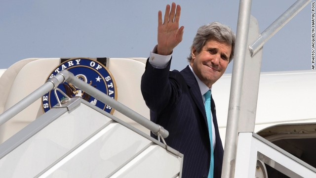 Kerry heads to Israel for Mideast talks
