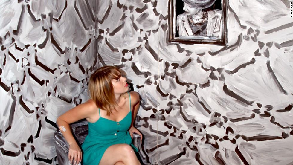 Alexa Meade 2D Photos 13