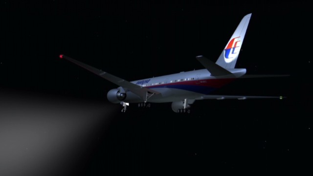 Could the debris from MH370 have sunk?