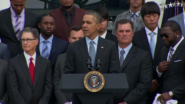 Pres. Obama mentions Adrianne Haslet-Davis