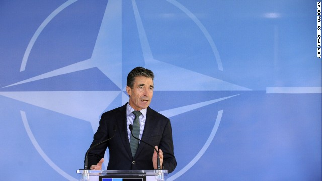 NATO stands firm with Ukraine